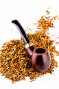 Tobacco Pipe Royalty Free Stock Images