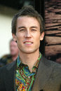 Tobias menzies at the los angeles premiere of the hbo drama rome wadsworth theater los angeles ca Stock Photography