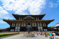 Todaiji Royalty Free Stock Image