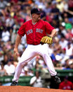 Todd Jones Boston Red Sox Royalty Free Stock Images