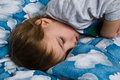 Toddler Sleeping Royalty Free Stock Image
