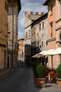 Todi in umbria Stock Images