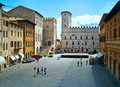 Todi - Umbria Royalty Free Stock Photography
