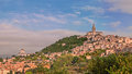 Todi, Umbria , Italy Royalty Free Stock Photo