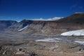 Toe Of Air Force Glacier