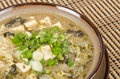 Tofu Soup Stock Images
