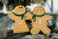 Together at Christmas Royalty Free Stock Photography