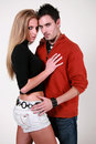 Together - Gosia/Jon Royalty Free Stock Photo
