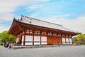 Toji Temple in Kyoto, Japan Royalty Free Stock Photo
