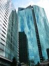 Tokyo CBD Stock Photos