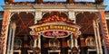 Tokyo Disneyland Castle Royalty Free Stock Photo