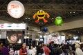 Tokyo International Anime Fair 2010 Stock Photo