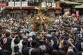 Tokyo, Japan - Kanda Matsuri Festival Royalty Free Stock Photo