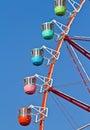 Tokyo's Ferris Whee Stock Photo