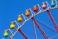 Tokyo's Ferris Whee Royalty Free Stock Photos