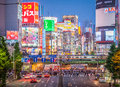 Tokyo shinjuku june is one of s business districts with many international corporate headquarters located here it is Royalty Free Stock Photography