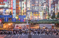 Tokyo shinjuku june is one of s business districts with many international corporate headquarters located here it is Royalty Free Stock Image