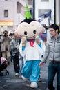 Tokyo Sky Tree mascot Royalty Free Stock Photo