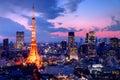 Tokio veža