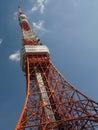 Tokyo Tower - Japan Royalty Free Stock Photo