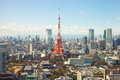 Tokyo tower Royalty Free Stock Photo