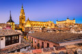 Toledo, Castilla la Mancha, Spain Royalty Free Stock Photo