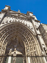 Toledo Cathedral Royalty Free Stock Photo