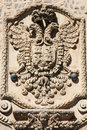 Toledo coat of arms Stock Image