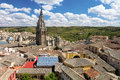 Toledo spain top view of Royalty Free Stock Photos