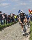 Tom boonen paris roubaix Fotografie Stock