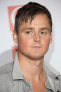 Tom chaplin keane of arriving for the q awards held at the grosvenor hotel london picture by henry harris featureflash Royalty Free Stock Image