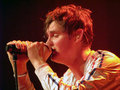 Tom Chaplin of Keane - Live Performance Royalty Free Stock Images