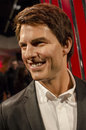Tom cruise famous wax museum madame tussauds london england Stock Images
