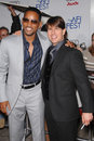 Tom Cruise, Will Smith Royalty Free Stock Image
