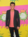 Tom daley british olympic diver at nickelodeon s th annual kids choice awards at the galen centre los angeles march los angeles ca Stock Photo