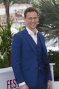 Tom hiddleston cannes france may attends the only lovers left alive photocall during the th annual cannes film festival at palais Royalty Free Stock Photo