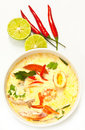 Tom Yum Images libres de droits