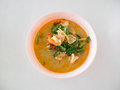 Tom yum goong thailand delicious spicy food Stock Photos