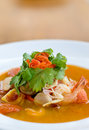 Tom Yum Soup Royalty Free Stock Photography