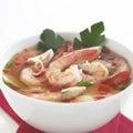 Tom Yum Soup, Thai Food Royalty Free Stock Photo