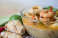 Tom yum thai spice soup
