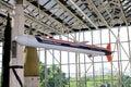 Tomahawk cruise missile Royalty Free Stock Photo