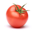 Tomato fresh isolated on white background Stock Photos