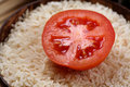 Tomato rice Royalty Free Stock Image
