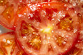 Tomato Slice Royalty Free Stock Photo