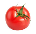 Tomatoe isolated on white background Stock Photo