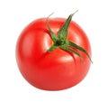 Tomatoe isolated on white Royalty Free Stock Photo
