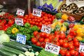 Green grocer's UK