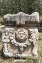 Tomb in Aphrodisias, Aydin Stock Photography