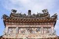 Tomb of Emperor Tu Duc in Hue, Vietnam Royalty Free Stock Photo